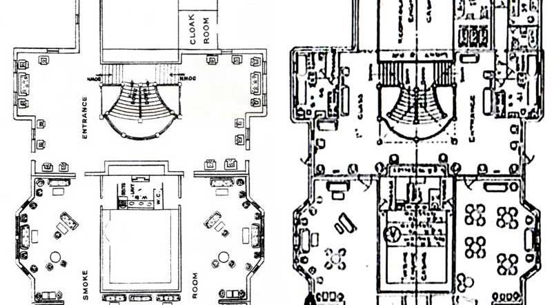 Две отдельные каюты (А-36 и