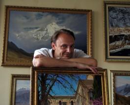Артем Пучков, Крымский художник