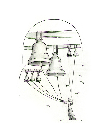 Иллюстрации Марии Устюжаниной